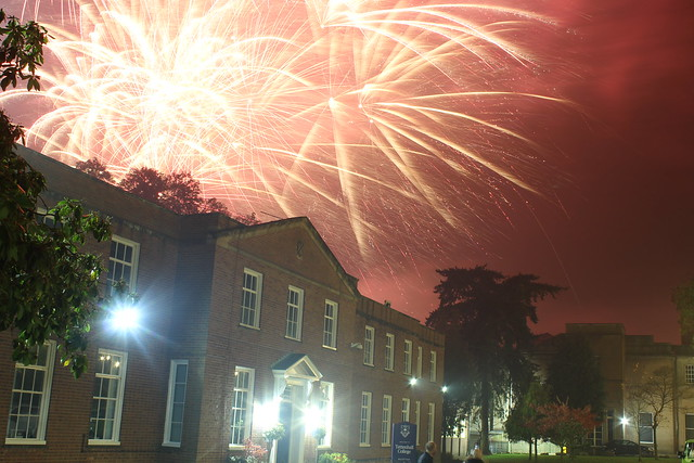 Tettenhall College Bonfire and Fireworks Display 2018