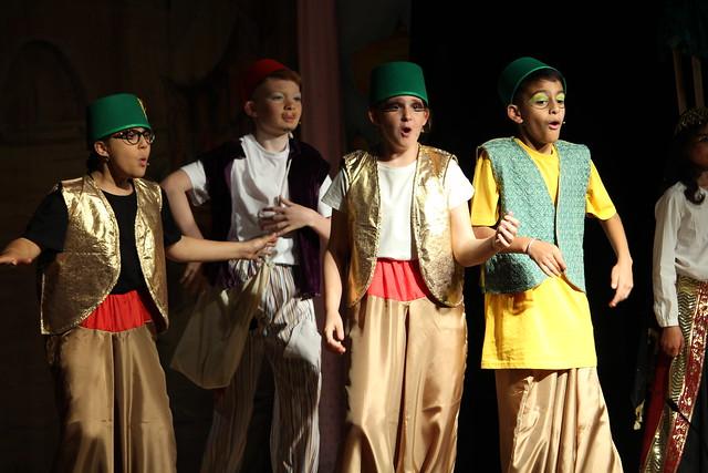 Preparatory School Musical - Aladdin
